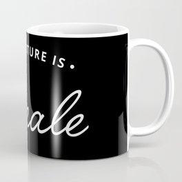 A Female Future Coffee Mug