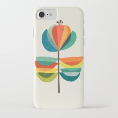 Whimsical Bloom Slim Case iPhone 7