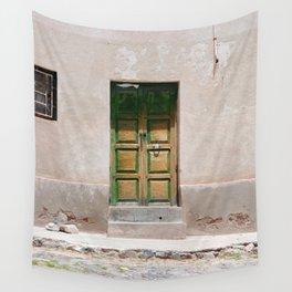Bolivia door 3 Wall Tapestry