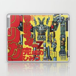 Manga 01 Laptop & iPad Skin