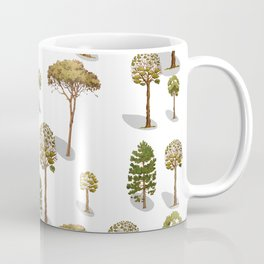 ramdom trees Coffee Mug