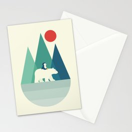 Bear You Stationery Cards