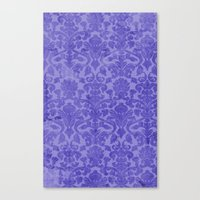 decorative Canvas Prints featuring Decorative by stormmajki