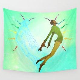 Chakra Love Wall Tapestry