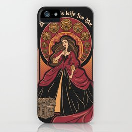 The Pirate Life iPhone Case