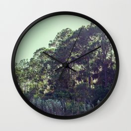 In the Details Wall Clock