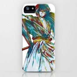 The Way of the Sword iPhone Case