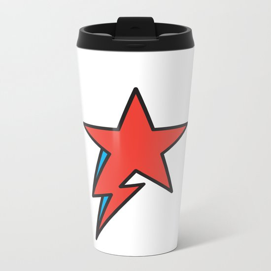The Prettiest Star Metal Travel Mug