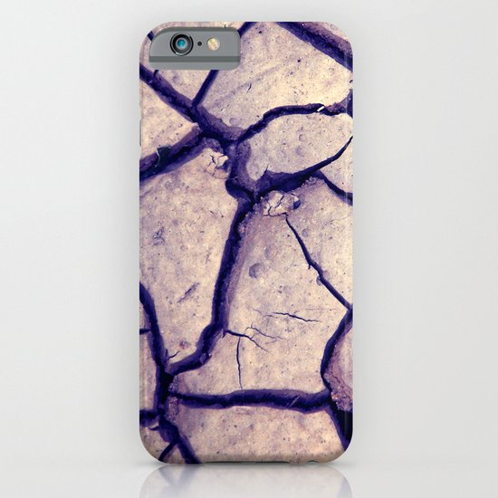 dry earth iPhone & iPod Case
