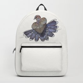 Turtle Dove Backpack