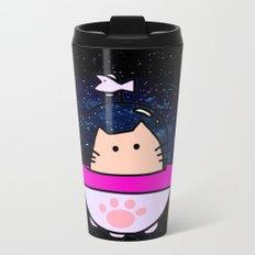 cats-332 Metal Travel Mug