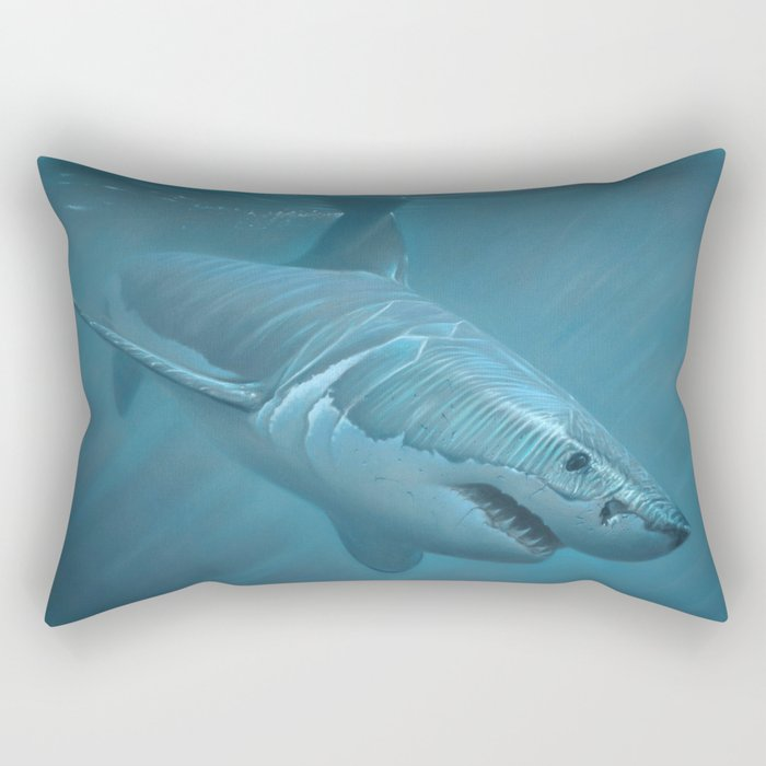 Beyond The Break Rectangular Pillow