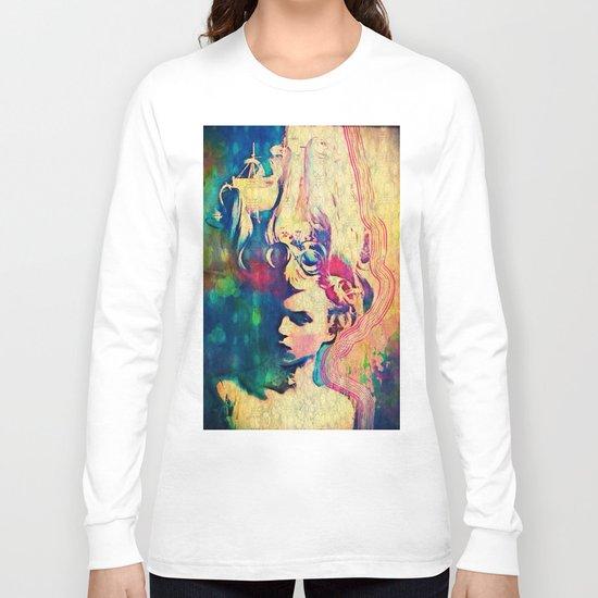 She is sweet ship candy Long Sleeve T-shirt