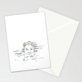 Olly Alligator Stationery Cards