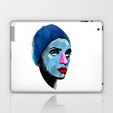 Woman's head Laptop & iPad Skin