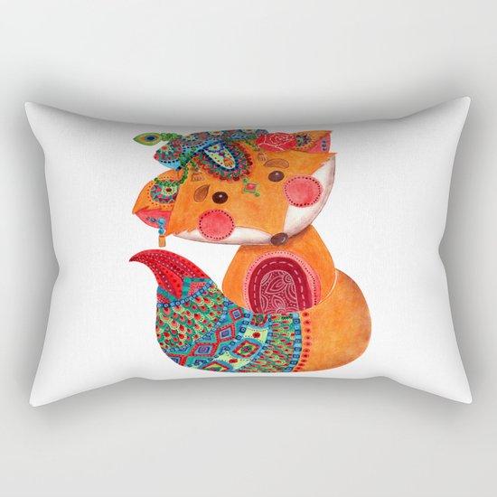 The Prince of Fox Rectangular Pillow