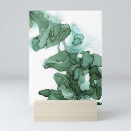 emerald II Mini Art Print