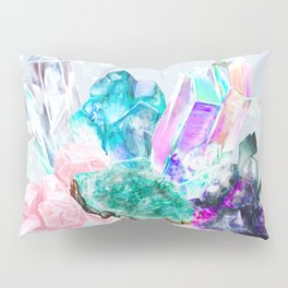 Crystal Daze Splash Pillow Sham