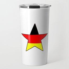 Flag of Germany 4 Travel Mug