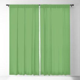 Heart of the Garden ~ New Green Blackout Curtain