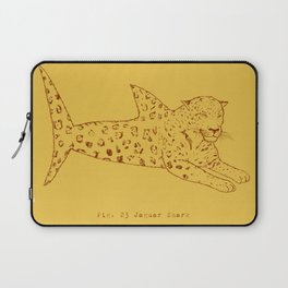 Jaguar Shark Laptop Sleeve