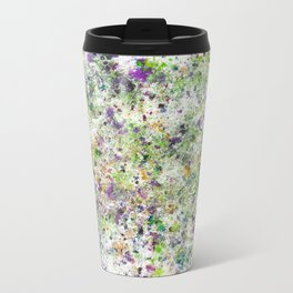 Abstract Artwork Colourful #5 Travel Mug