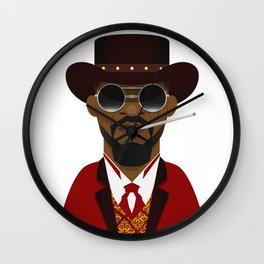 DJANGO Wall Clock