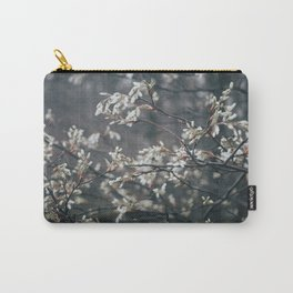 Wild Cherry Blossom Carry-All Pouch