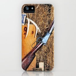 Winchester Rifle iPhone Case