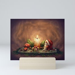 Light a Candle Mini Art Print
