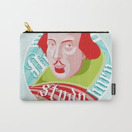 Shakespeare Says Study Carry-All Pouch