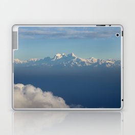 HIMALAYAN SKY ABOVE THE CLOUDS Laptop & iPad Skin