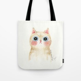 Cognac the Cat Tote Bag