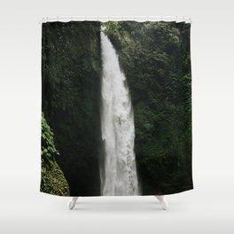 Bali Waterfall Shower Curtain