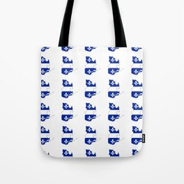 Flag of quebec 2 – Canada, montreal,Saint Laurent,Quebecois,belle province, trois rivières. Tote Bag