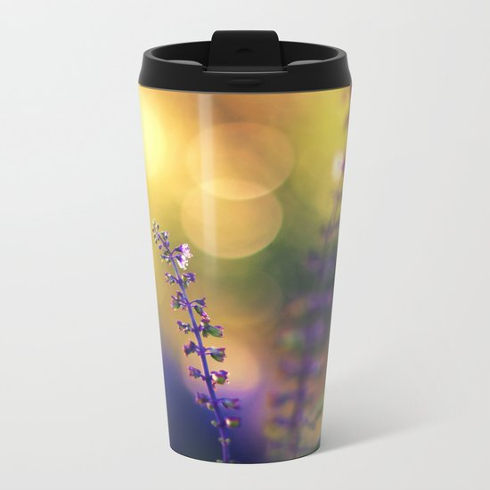 Stillness Metal Travel Mug