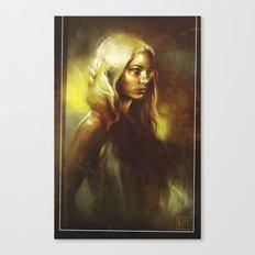 Fireflies Canvas Print