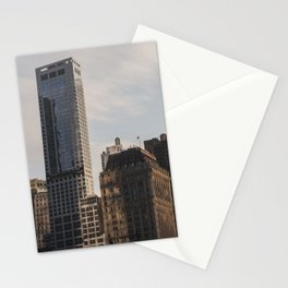 Lower Manhattan Stationery Cards