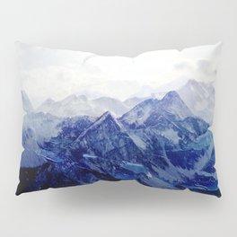 Blue Mountain 2 Pillow Sham