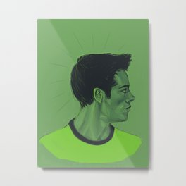 Teen Wolf - Stiles Metal Print