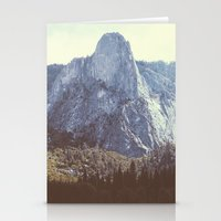 yosemite Stationery Cards featuring Yosemite by benjaminedward