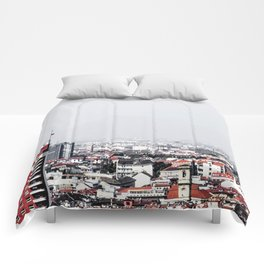 Red City Comforters