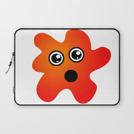 Surprised Spot Laptop Sleeve