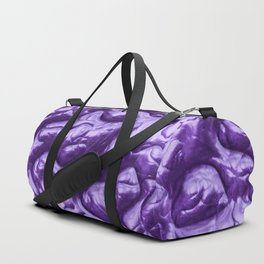 Funky Alien Brain 2D Duffle Bag