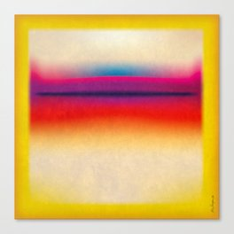 After Rothko 3 Canvas Print