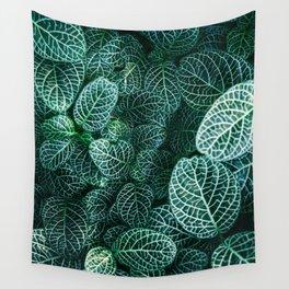 Leaves by Samuel Zeller Wall Tapestry