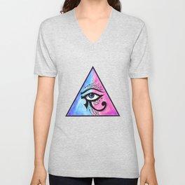 Eye of Rah Unisex V-Neck