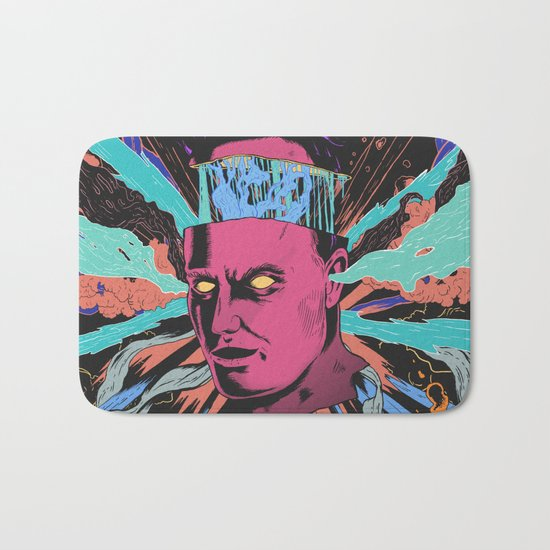 Another great day at work Bath Mat