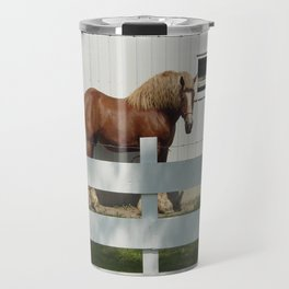 Work Horse Travel Mug