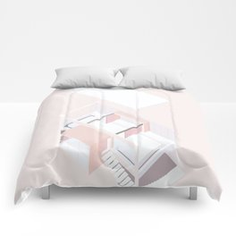 space reimagined Comforters